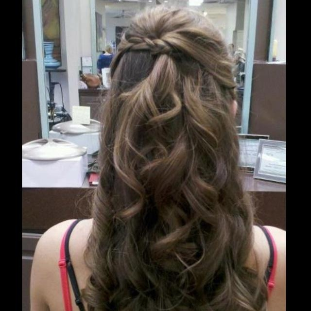 Most Up To Date Long Hairstyles For Balls With 94 Best Military Ball Images On Pinterest | Beautiful Hairstyles (View 14 of 20)