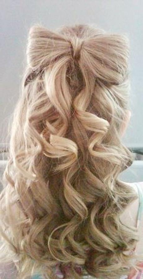 Most Up To Date Long Hairstyles For Dances Pertaining To Best 25+ Curly Homecoming Hairstyles Ideas On Pinterest | Curly (View 9 of 20)
