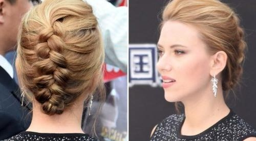 Most Up To Date Long Hairstyles For Evening Wear Regarding Long Hairstyles For Evening Wear 45 Updos Inspired Celebrities (View 12 of 20)