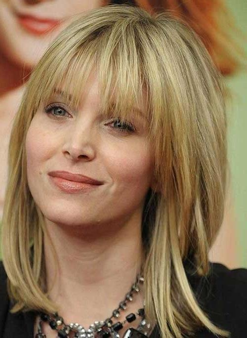 Most Up To Date Long Hairstyles For Women With Bangs Throughout 30 Long Hairstyles For Women Over 40 | Long Hairstyles 2016 – (View 16 of 20)