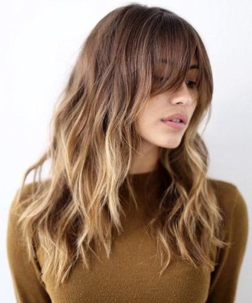 Most Up To Date New Long Hairstyles For Hottest New Long Hairstyles 2017 With Bangs | Love Life Fun (View 18 of 20)