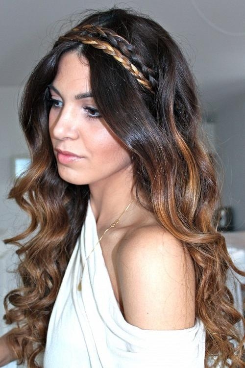 Featured Photo of Summer Long Hairstyles