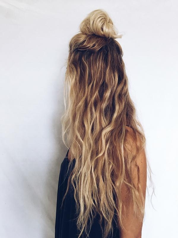 Most Up To Date Textured Long Haircuts For 5 Haircuts To Try In 2016 – The Everygirl (View 11 of 15)