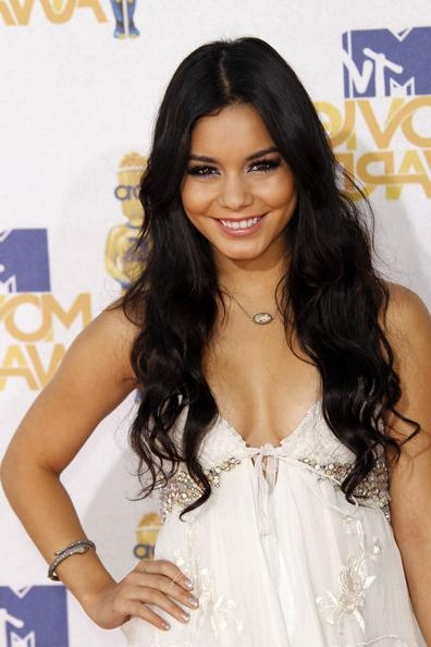 Most Up To Date Vanessa Hudgens Long Hairstyles Regarding Vanessa Hudgens Long Curls – Vanessa Hudgens Long Hairstyles Looks (View 14 of 20)