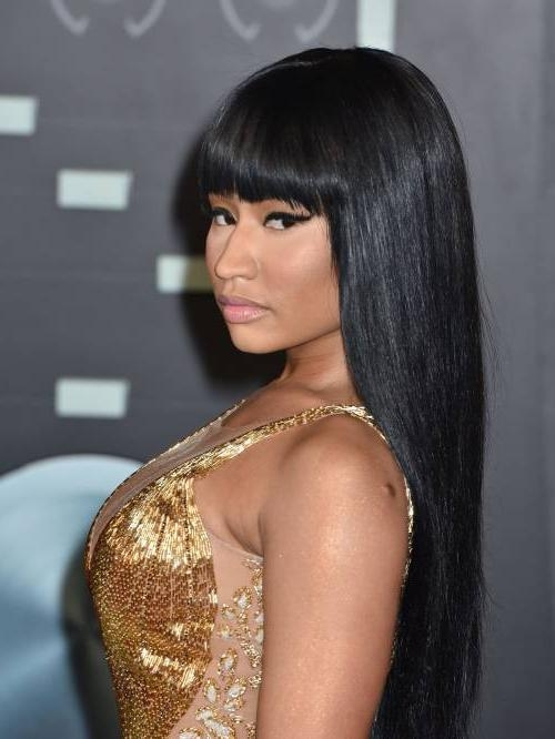 Mtv Vma Hairstyle Match: Nicki Minaj Vs (View 9 of 20)