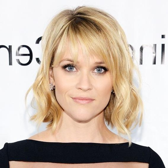 New Season, New Look! The Hottest Spring Hairstyles To Inspire In Short Hairstyles With Wispy Bangs (View 17 of 20)