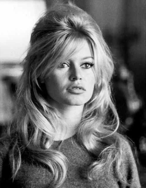 Newest 1960S Long Hairstyles Throughout 25+ Beautiful 1960S Hair Ideas On Pinterest | 60S Hair,  (View 18 of 20)
