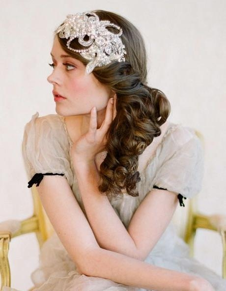 Newest 20s Long Hairstyles For Best 25+ 1920s Long Hair Ideas On Pinterest | Flapper Hairstyles (View 3 of 20)