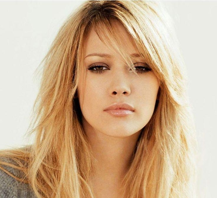 Newest Choppy Long Hairstyles Throughout 15 Photo Of Choppy Long Layered Haircuts (View 16 of 20)