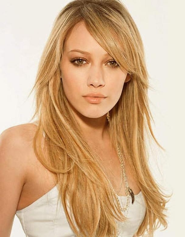 Newest Cute Long Haircuts With Bangs Pertaining To Cute Hairstyles Bangs For Long Hair (View 11 of 15)