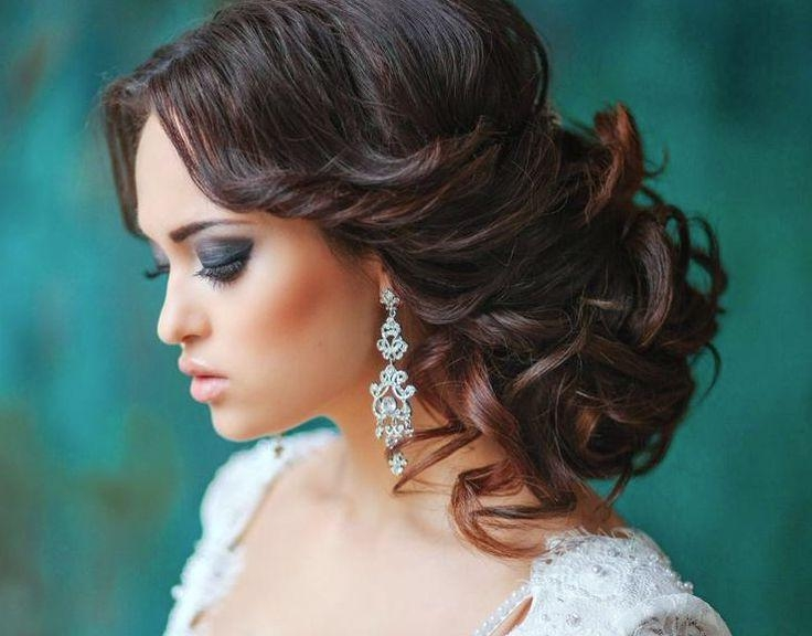 Featured Photo of Elegant Long Hairstyles For Weddings