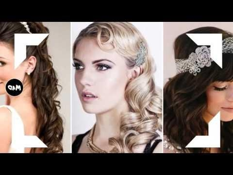 Newest Flapper Girl Long Hairstyles In Flapper Girl Hairstyles For Long Hair – Youtube (View 17 of 20)