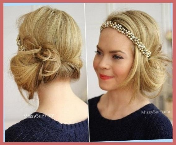Newest Flapper Girl Long Hairstyles Throughout Retro Hairstyle Tutorials: 6 Diy Vintage Hairstyles | Fashionisers (View 19 of 20)