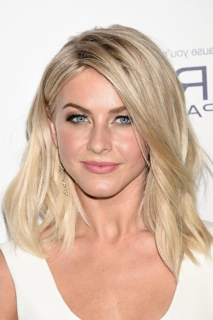 Newest Julianne Hough Long Hairstyles In Julianne Hough Hair – Stylebistro (View 13 of 15)