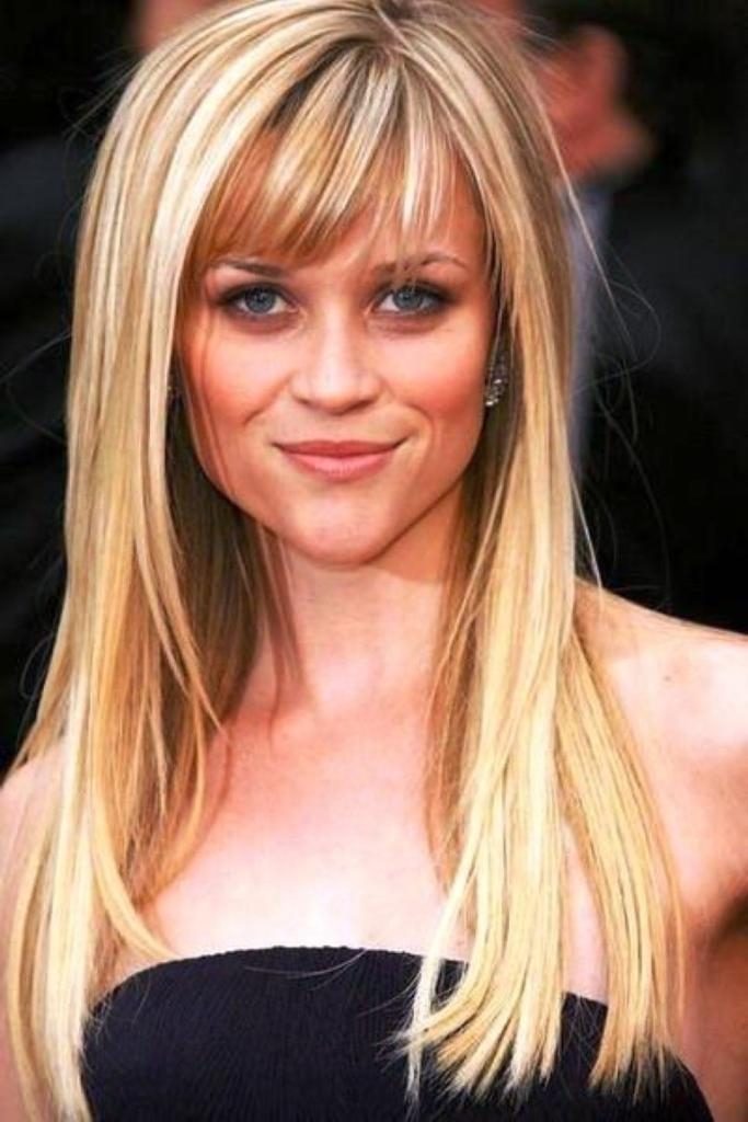 Newest Long Haircuts For Big Foreheads With Regard To Top 10 Best Hairstyles For Big Foreheads Female (View 12 of 15)