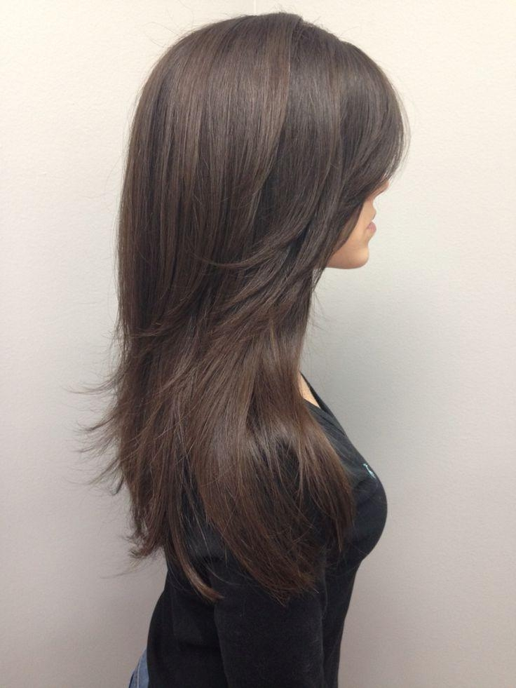 Newest Long Haircuts Styles With Layers With 25+ Trending Long Hair With Layers Ideas On Pinterest | Hair (View 13 of 15)