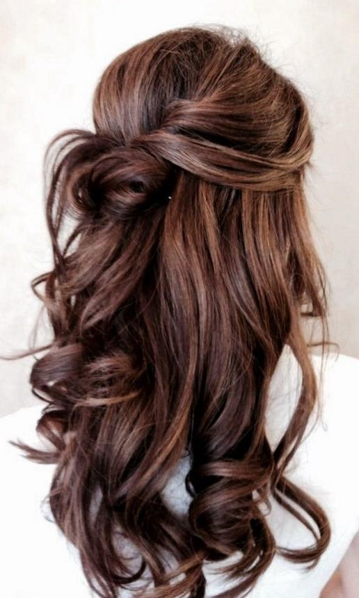 Newest Long Hairstyles For Homecoming Within Long Hair Prom Hairstyles – Hairstyle Foк Women & Man (View 17 of 20)
