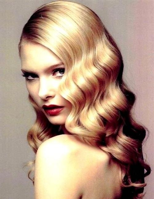 Newest Old Hollywood Long Hairstyles Regarding 75 Popular Vintage Hairstyles That You Can Do Yourself (View 19 of 20)