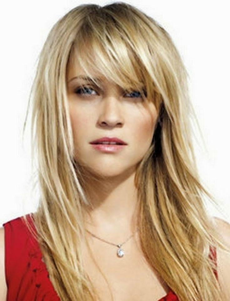 Newest Razor Long Haircuts Pertaining To Best 25+ Razor Cut Hairstyles Ideas On Pinterest | Razor Cut Bob (View 14 of 15)