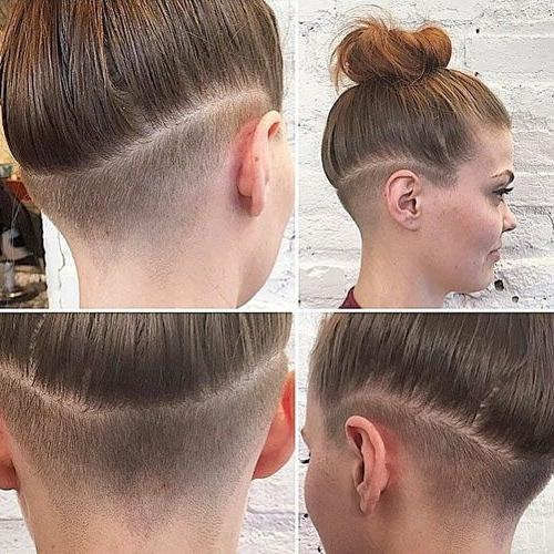 Newest Undercut Long Hairstyles For Women Regarding Best 25+ Female Undercut Long Hair Ideas On Pinterest | Female (View 17 of 20)