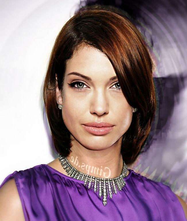 Pictures Of Photos – Short Hairstyles Help Angelina Jolie ]:=  Throughout Angelina Jolie Short Hairstyles (View 17 of 20)