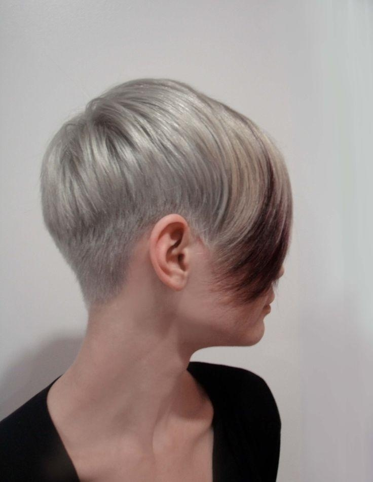 Pixie Cut Very Short Hairstyles For Long Bangs With Regard To Very Short Haircuts With Long Bangs (View 16 of 20)