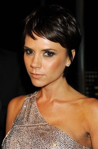 Posh Spice Hairstyles | Dekstop Wallpaper Black With Regard To Posh Spice Short Hairstyles (View 14 of 20)