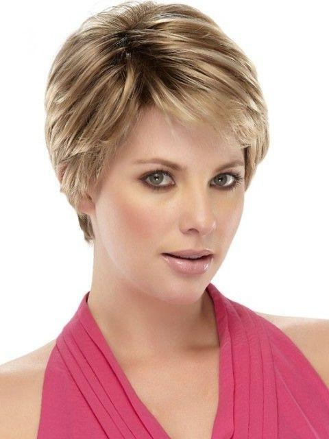 Pretty Short Hairstyles For Thin Hair | Me | Pinterest | Thin Hair With Regard To Trendy Short Hairstyles For Thin Hair (View 14 of 20)