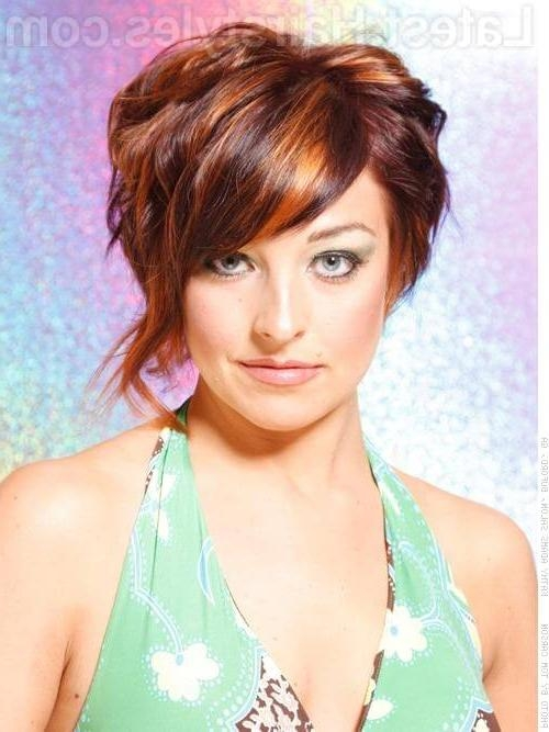 Prom Hairstyles For Short Hair – Pictures And How To's Inside Short Haircuts For Prom (View 15 of 20)
