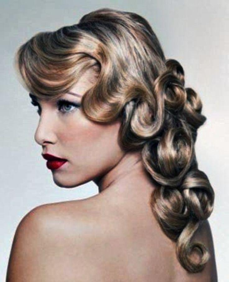 Recent 20s Long Hairstyles Throughout 15 Best Collection Of Long Hairstyles In The 1920s (View 12 of 20)