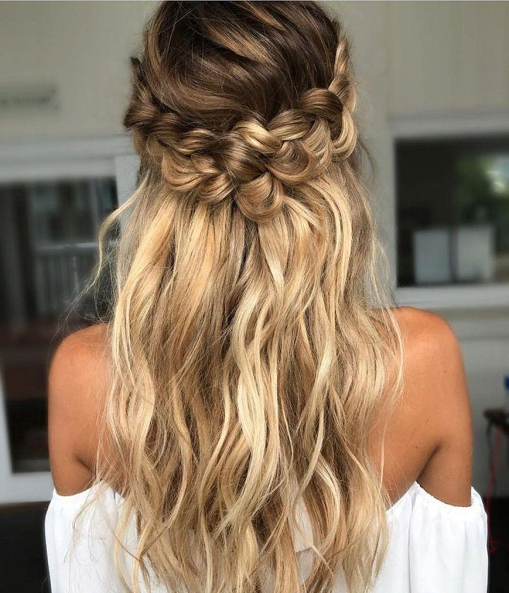 Recent Boho Long Hairstyles With Regard To Best 25+ Boho Hairstyles Ideas On Pinterest | Boho Hairstyles For (View 19 of 20)