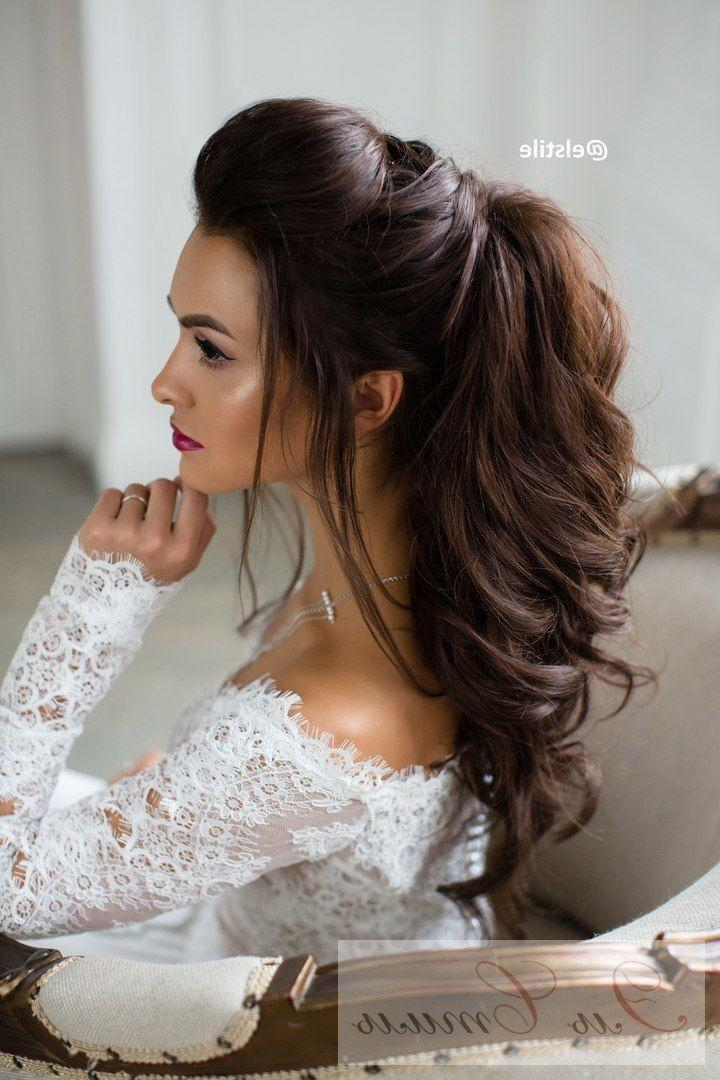 Recent Brides Long Hairstyles For Best 25+ Long Bridal Hairstyles Ideas On Pinterest | Long Hair (View 15 of 20)