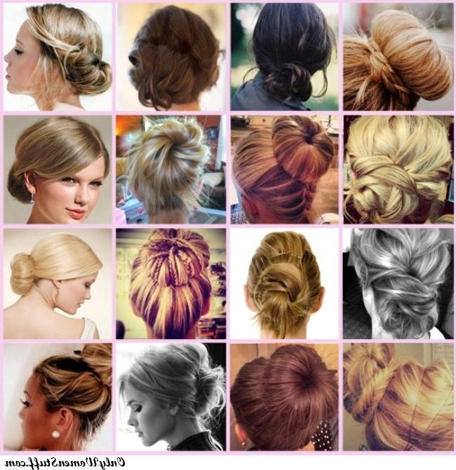 Recent Cute Long Hairstyles For Prom With 50+ Easy Prom Hairstyles & Updos Ideas (stepstep) (View 17 of 20)