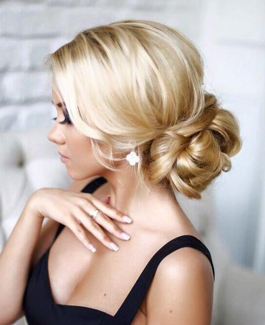 18 Creative And Unique Wedding Hairstyles For Long Hair: 2019 Latest Elegant Long Hairstyles For Weddings