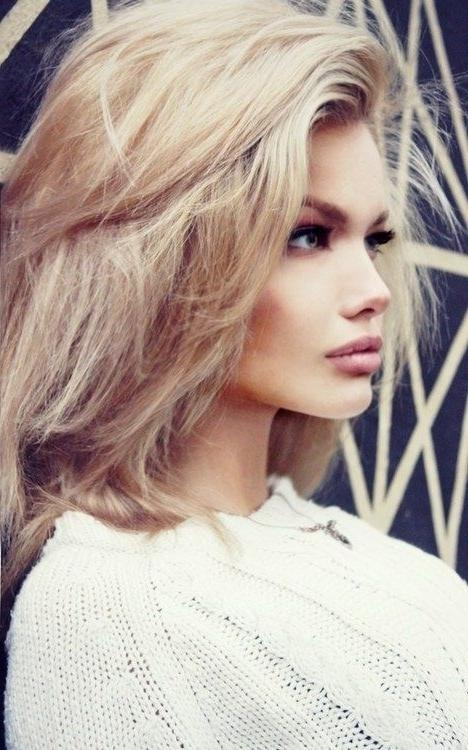 Recent Long Haircuts To Add Volume With Regard To 38 Hairstyles For Thin Hair To Add Volume And Texture … (View 14 of 15)