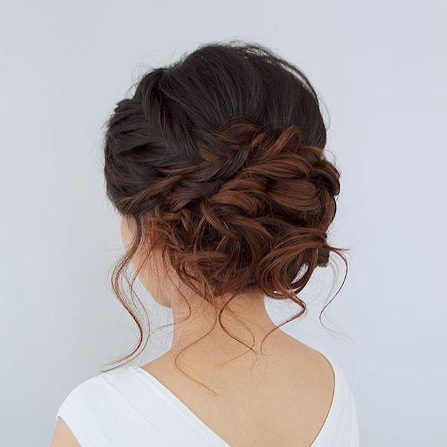 Recent Long Hairstyles For Balls Within 25+ Unique Ball Hair Ideas On Pinterest | Bridesmaid Hair Updo (View 20 of 20)