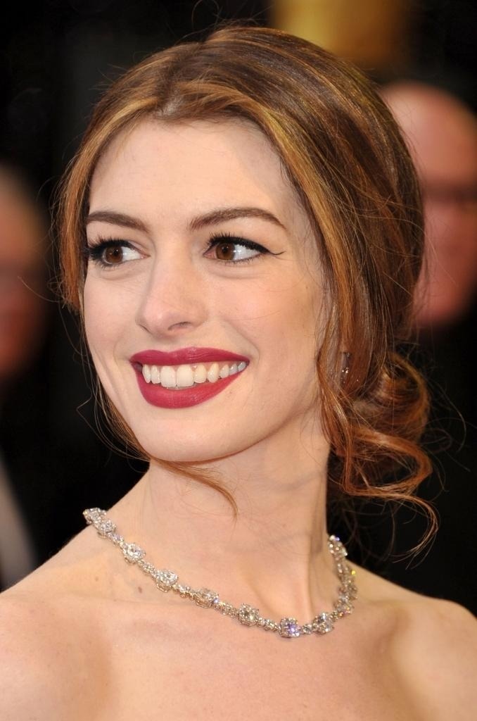 Recent Long Hairstyles For Evening Wear With Regard To Long Hairstyles For Evening Wear 45 Updos Inspired Celebrities (View 20 of 20)