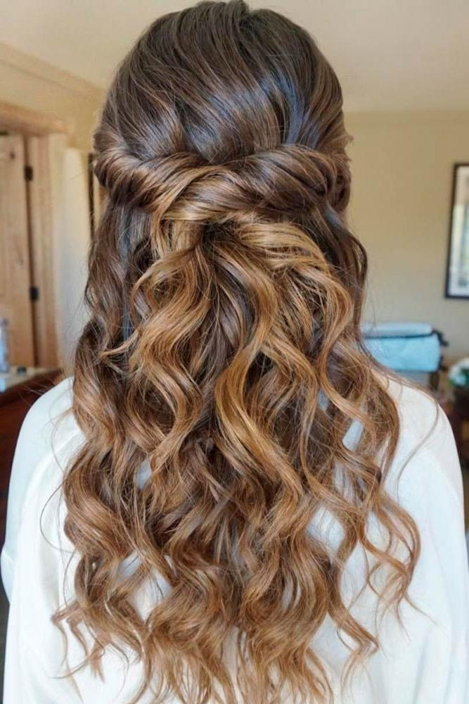 2020 Latest Long Hairstyles For Homecoming