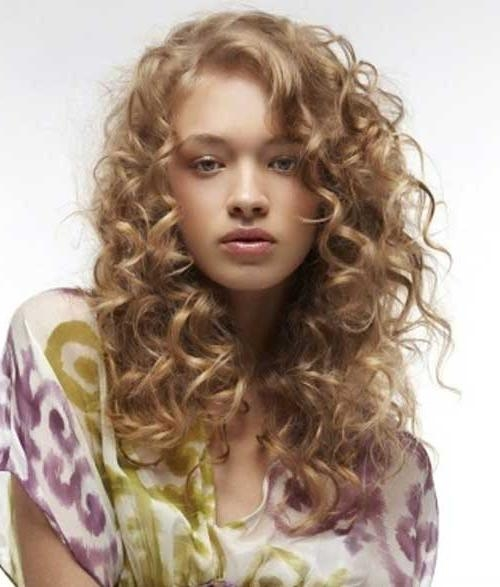 curly haircuts with layers 20 best of hairstyles with layers and curls 5781