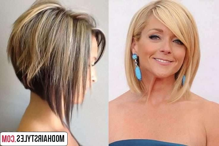 Recent Medium To Long Hairstyles For Thin Hair For Medium Haircut For Thin Hair Type – Medium Haircuts (View 17 of 20)