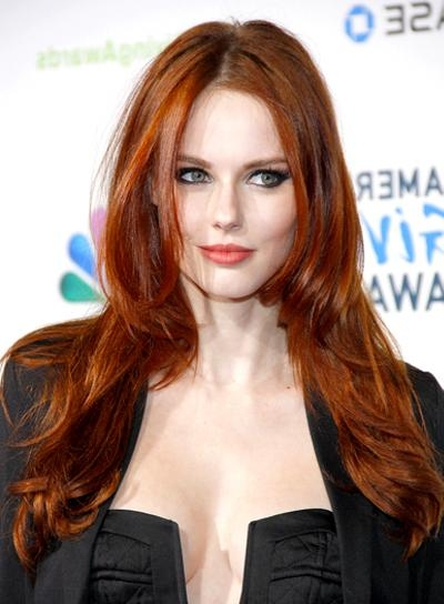 Recent Red Long Hairstyles Within Long, Sexy, Red Hairstyles – Beauty Riot (View 20 of 20)
