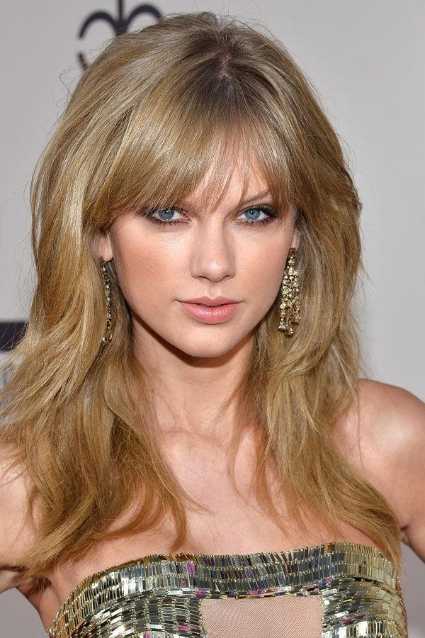 Recent Taylor Swift Long Hairstyles Pertaining To Taylor Swift Hair Short Long Hairstyles Best Looks (View 13 of 15)