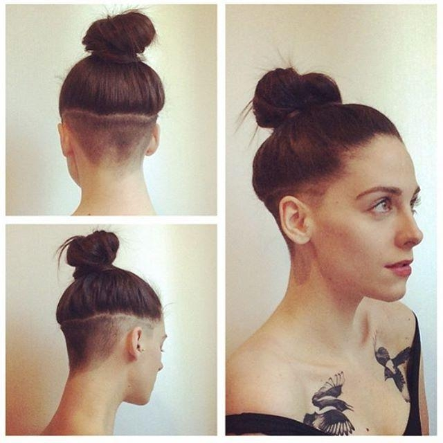 Featured Photo of Undercut Long Hairstyles For Women