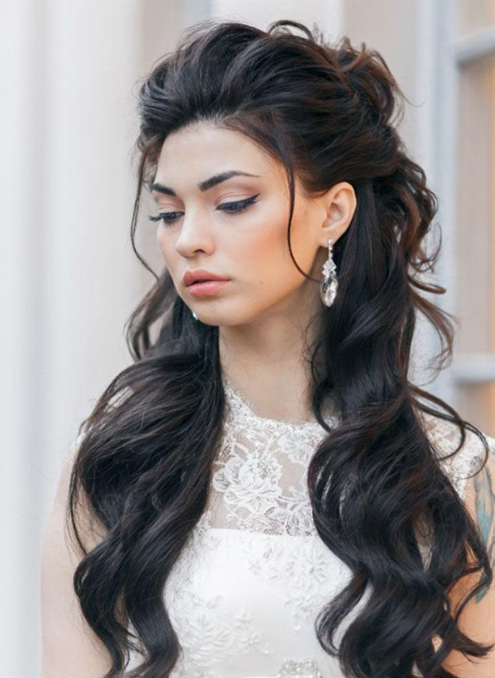 20 Inspirations of Volume Long Hairstyles