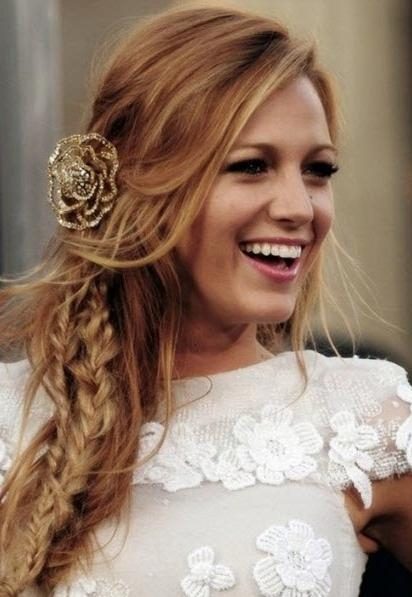 Recent Wedding Long Down Hairstyles With Regard To Wedding Hairstyles For Long Hair Down | Ideal Weddings (View 15 of 20)
