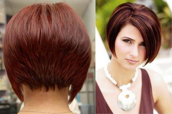 Red Hair Short Haircuts – Hairstyles, Easy Hairstyles For Girls Regarding Short Hairstyles For Red Hair (View 16 of 20)