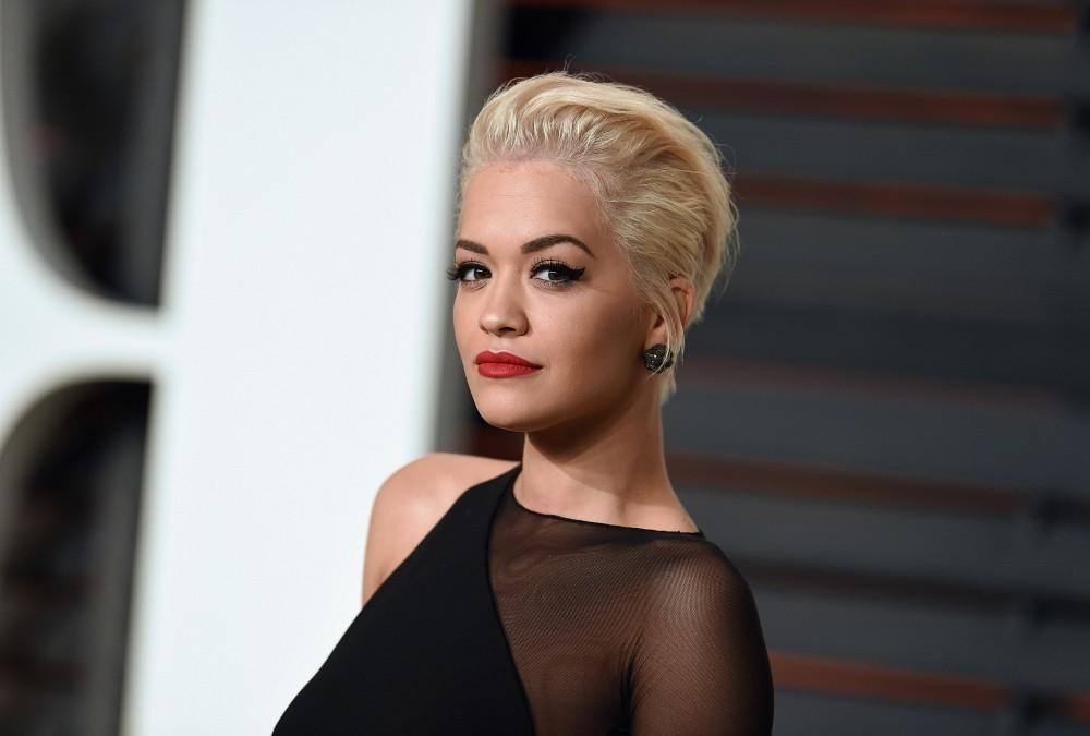 Rita Ora Short Hairstyles Lookbook – Stylebistro Pertaining To Rita Ora Short Hairstyles (View 14 of 20)