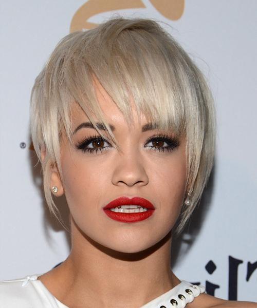 Featured Photo of Rita Ora Short Hairstyles