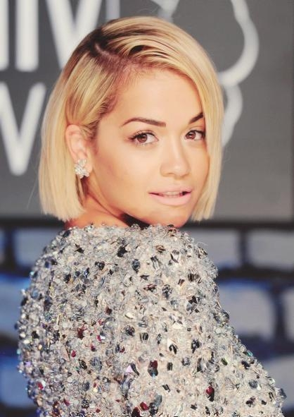Rita Ora With Short Hair Pictures, Photos, And Images For Facebook With Rita Ora Short Hairstyles (View 18 of 20)