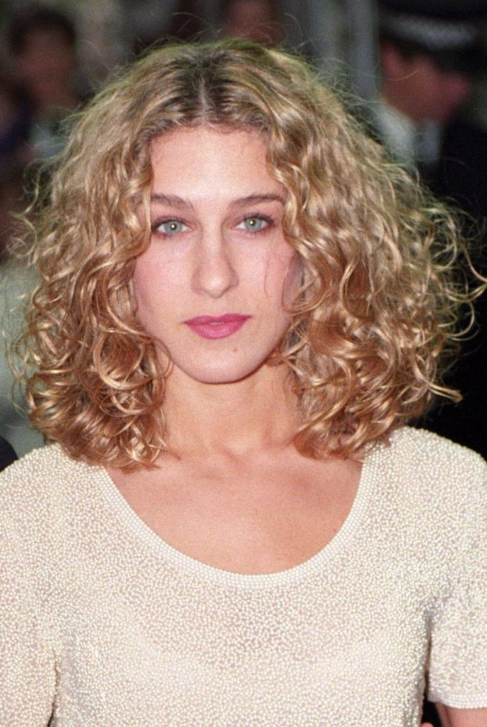Sarah Jessica Parker Hair Evolution | Popsugar Beauty Intended For Sarah Jessica Parker Short Hairstyles (View 10 of 20)